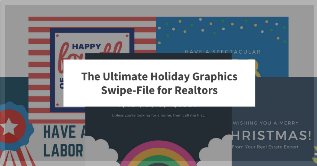 Ultimate Holiday Graphic Swipe File for Realtors download