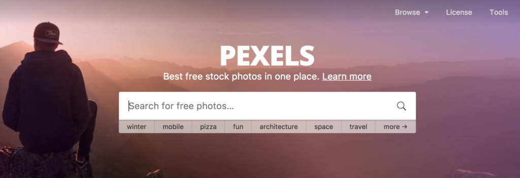 pexels free images for real estate blogging