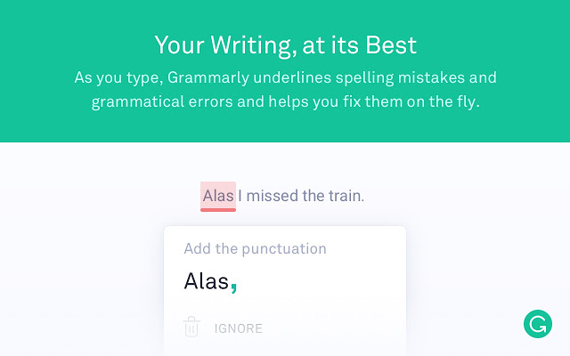 grammarly for real estate bloggin